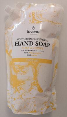Hand Soap Milk & Honey - Product - de