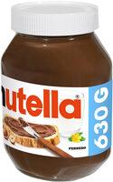 Nutella t630 pot de - Product - fr