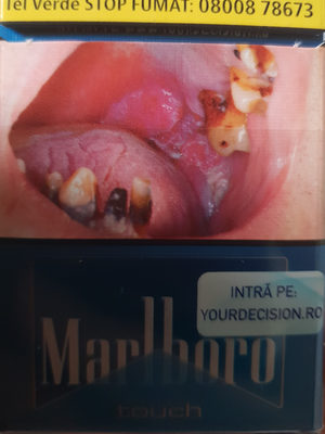 marlboro touch - Product