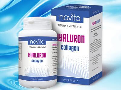 HYALURON COLLAGEN - ANTI-AGING - Product - en