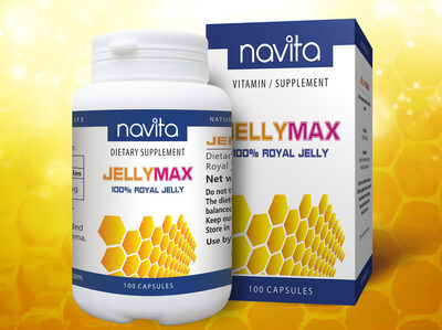 JELLYMAX - ROYAL JELLY - Product - en
