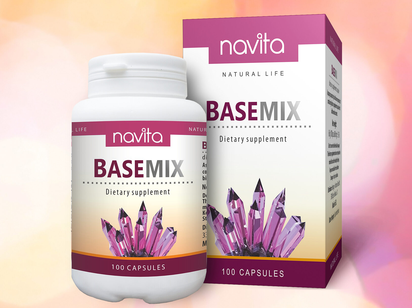 Basemix - Supporting treatment of gout disease - Product - en