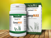 Corsymax 10X - HIGH-DOSE TIBETAN CORDYCEPS - Product - en