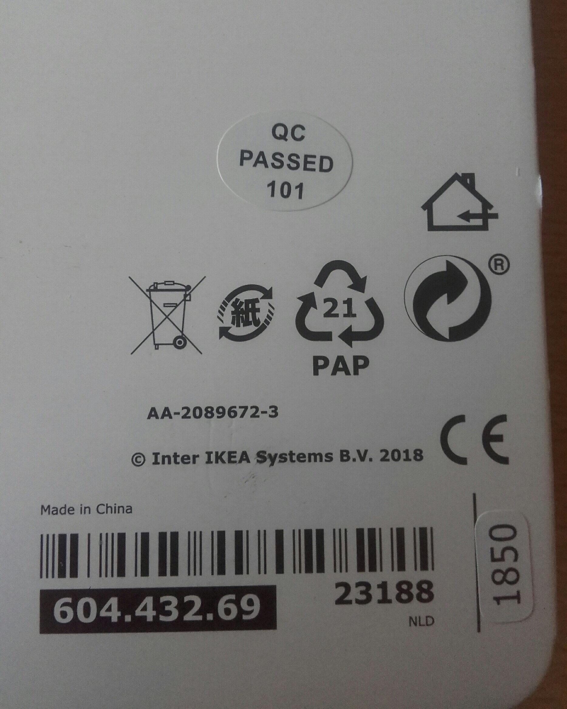 Cable Micro USB - USB - Ingrédients