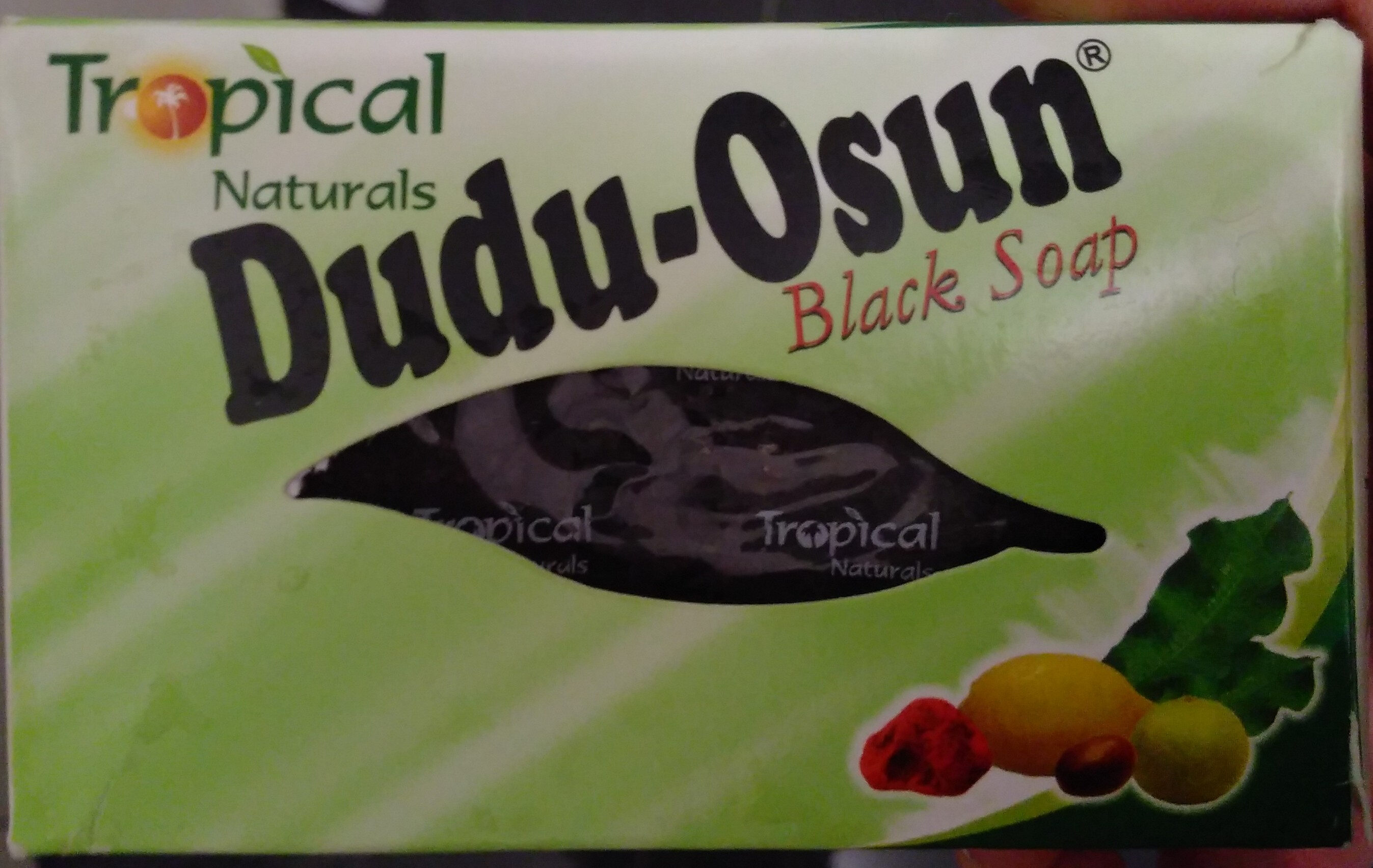 Dudu-Osun Black Soap - Product