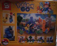 L'ego Pokémon go - Ingredients