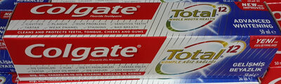 Colgate Total 12 whole mouth health - Product