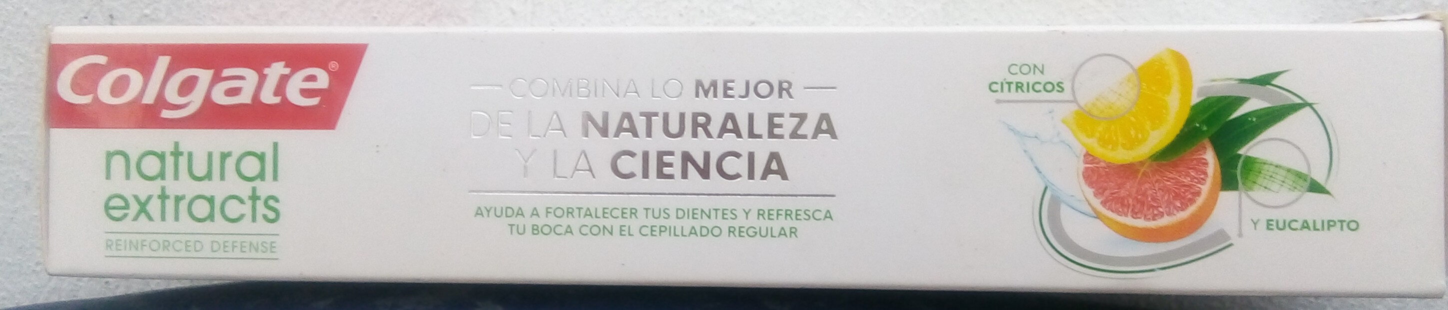 natural extracts - Product - es