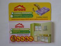 Клеевая ловушка. Защита от пищевой моли, тараканов, муравьев, мокриц, пауков. - Product
