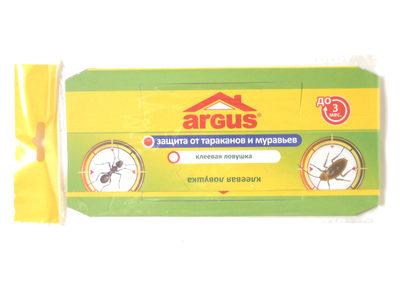 Защита от тараканов и муравьев. Клеевая ловушка. - Product