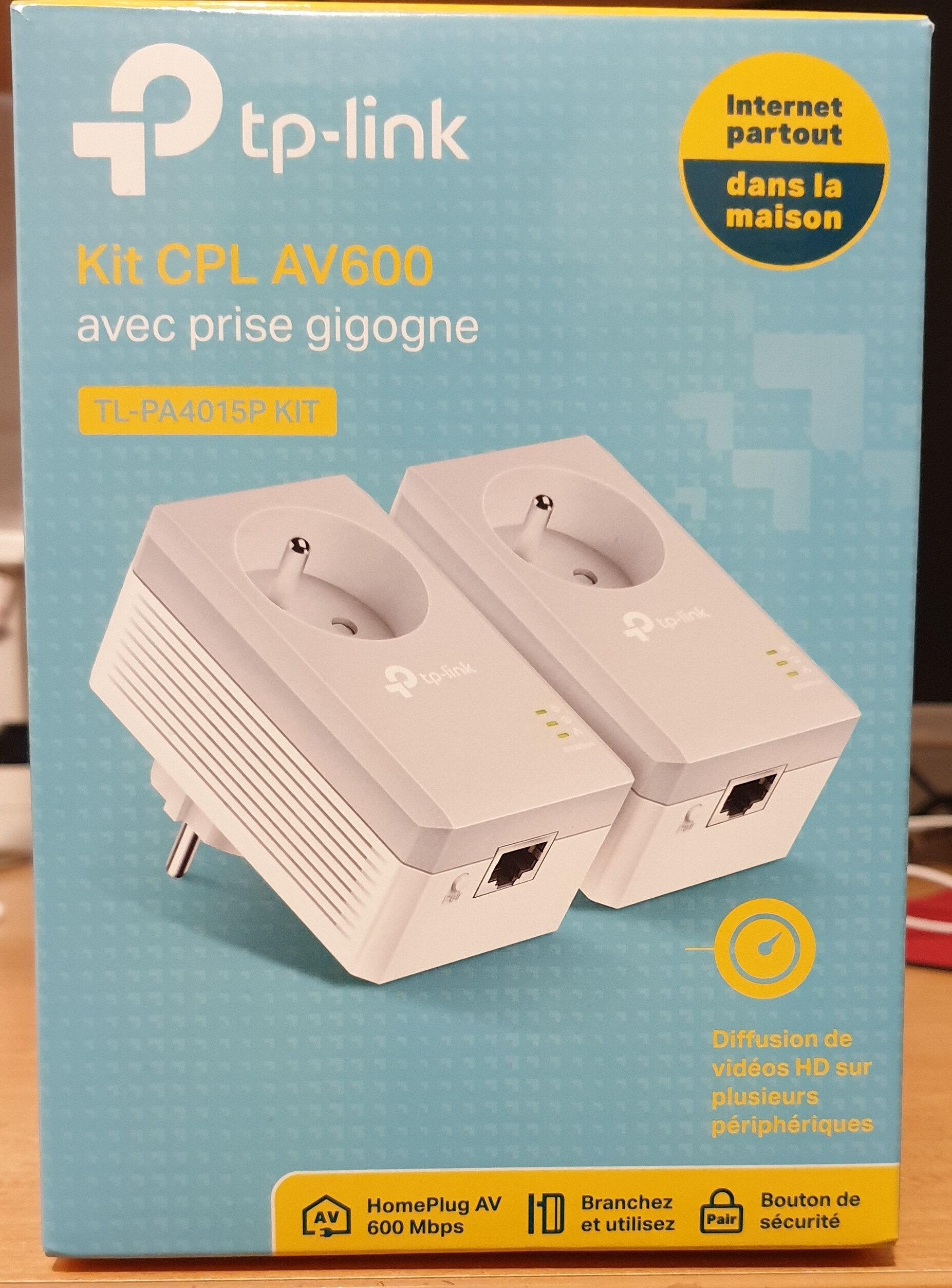 Kit CPL AV600 - Product - fr