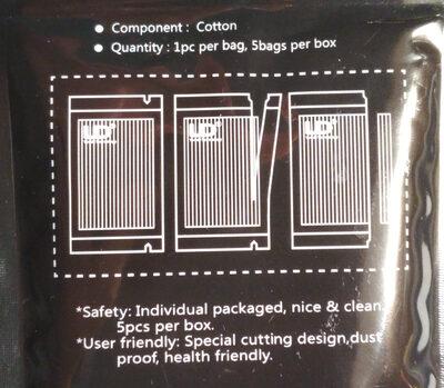 Organic Cotton - Ingredients - en