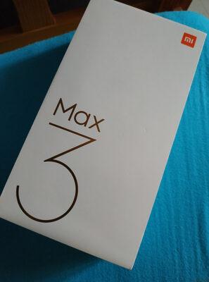 Mi Max 3 (4Gb/64Gb) - Produit