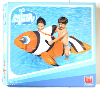 Clown fish ride-on - Product