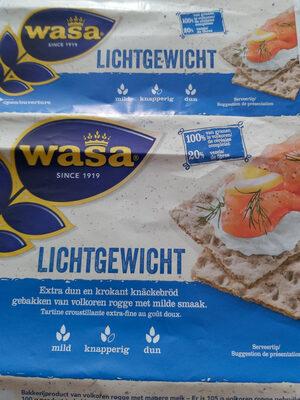 wasa light - Product