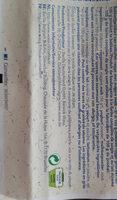 Pain croustillant Lichtgewicht - Ingrédients - fr