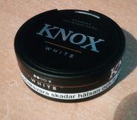 Knox White portion - Product