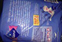 Serviettes hygiéniques goodnight plus - Ingredients - fr
