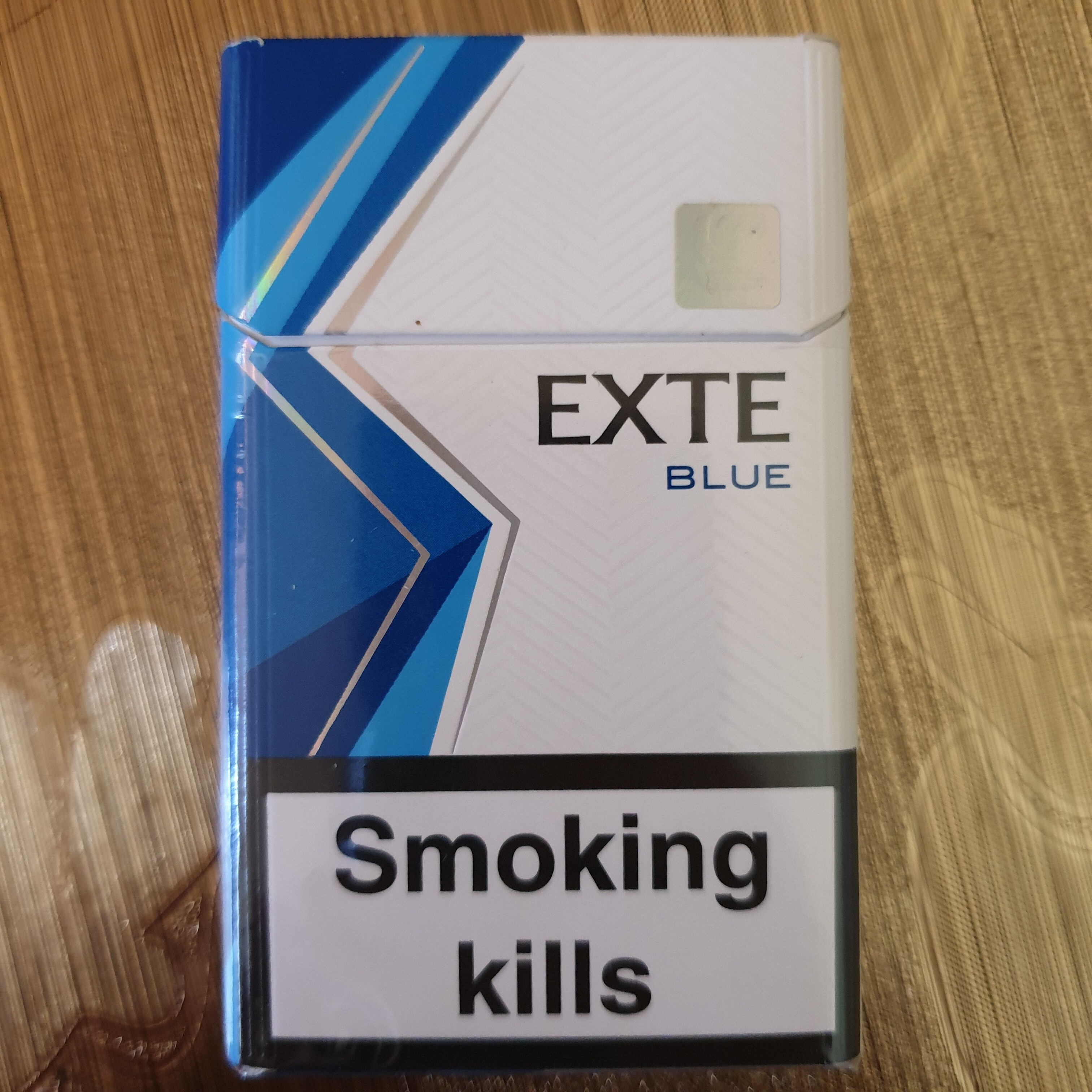 Exte Blue - Product