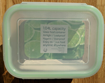 Glass Lunch Box - Product - sv