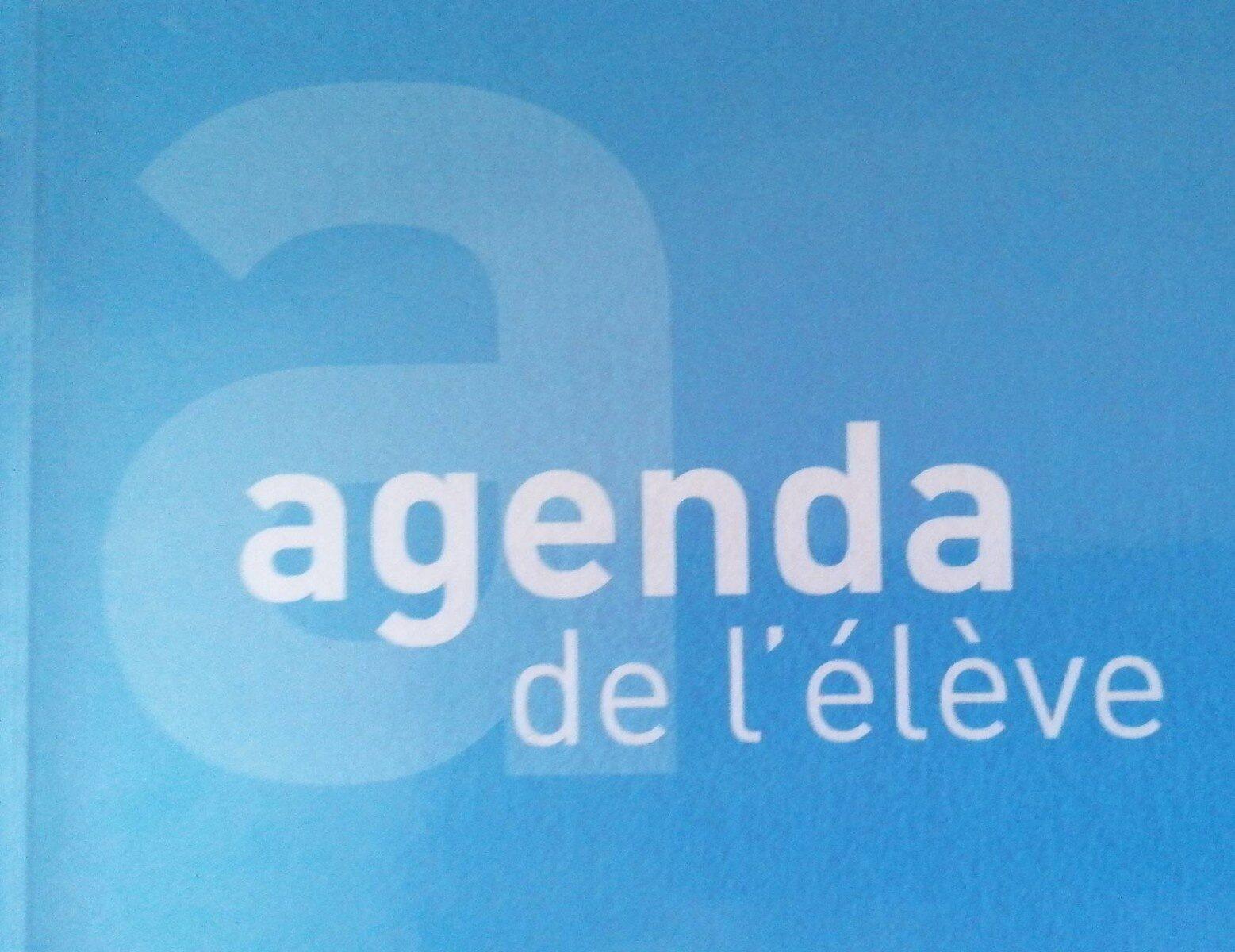 Agenda d'école - Product - fr