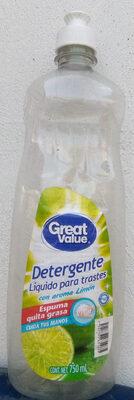 Detergente liquido para trastes - Product - es