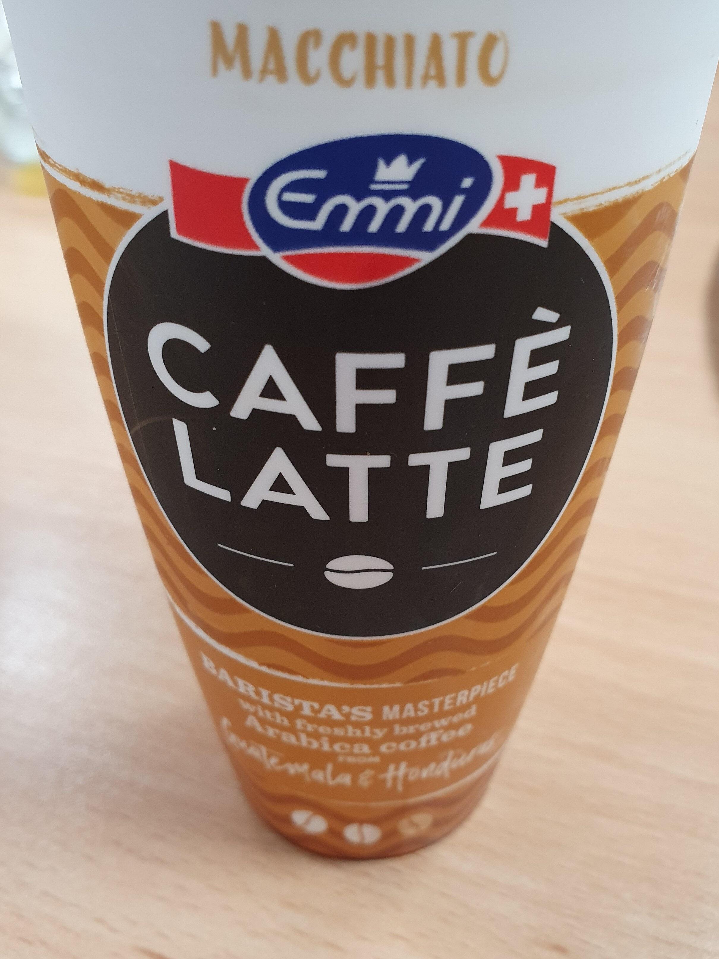 caffè latte macchiato - Product