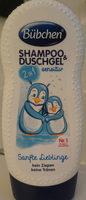 Sanfte Lieblinge, Shampoo Duschgel - Product