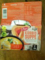 kurbis suppe - Product - fr