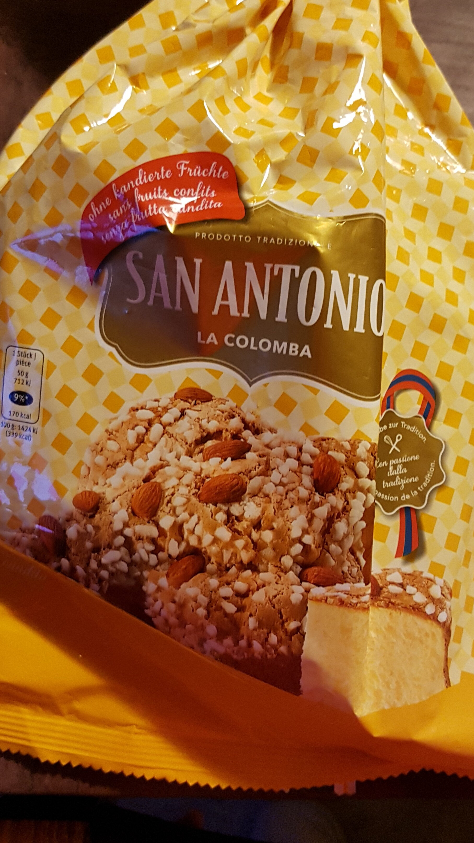 SAN ANTONIO LA COlOMBA - Product - fr