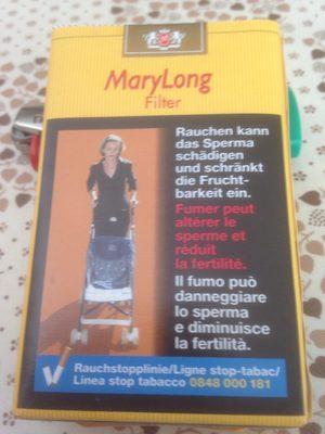 Cigarettes - Product