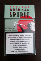 Natural American Spirit - Product - fr