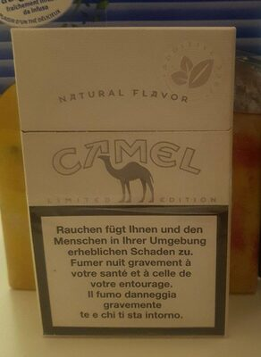 Camel - coupe Weed néfaste avec filtre - Product
