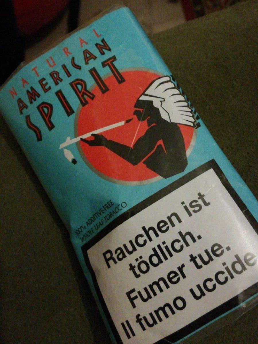 American Spirit - Product - fr