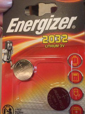 Lithium 3V Batterien - Produit - ch