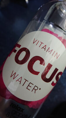 Focus water (grapefruit & cranberry) - Product