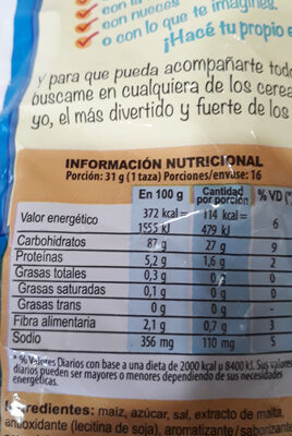 skarchitos - Ingredients