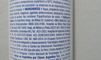 Multiambientes (algodón) - Ingredients - es