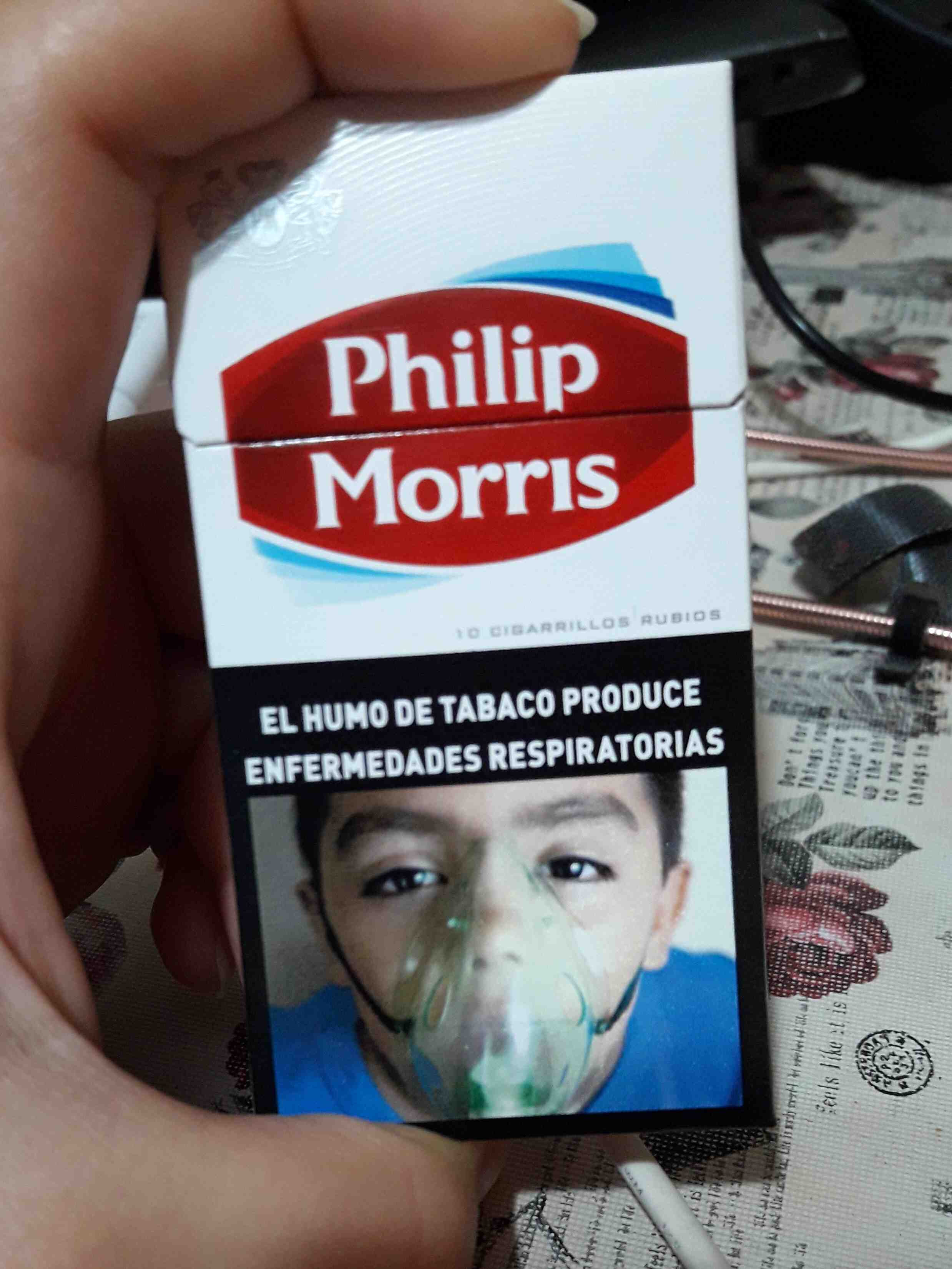 Philip Morris - Product - en