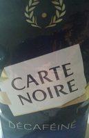 Café décaféiné - Produit
