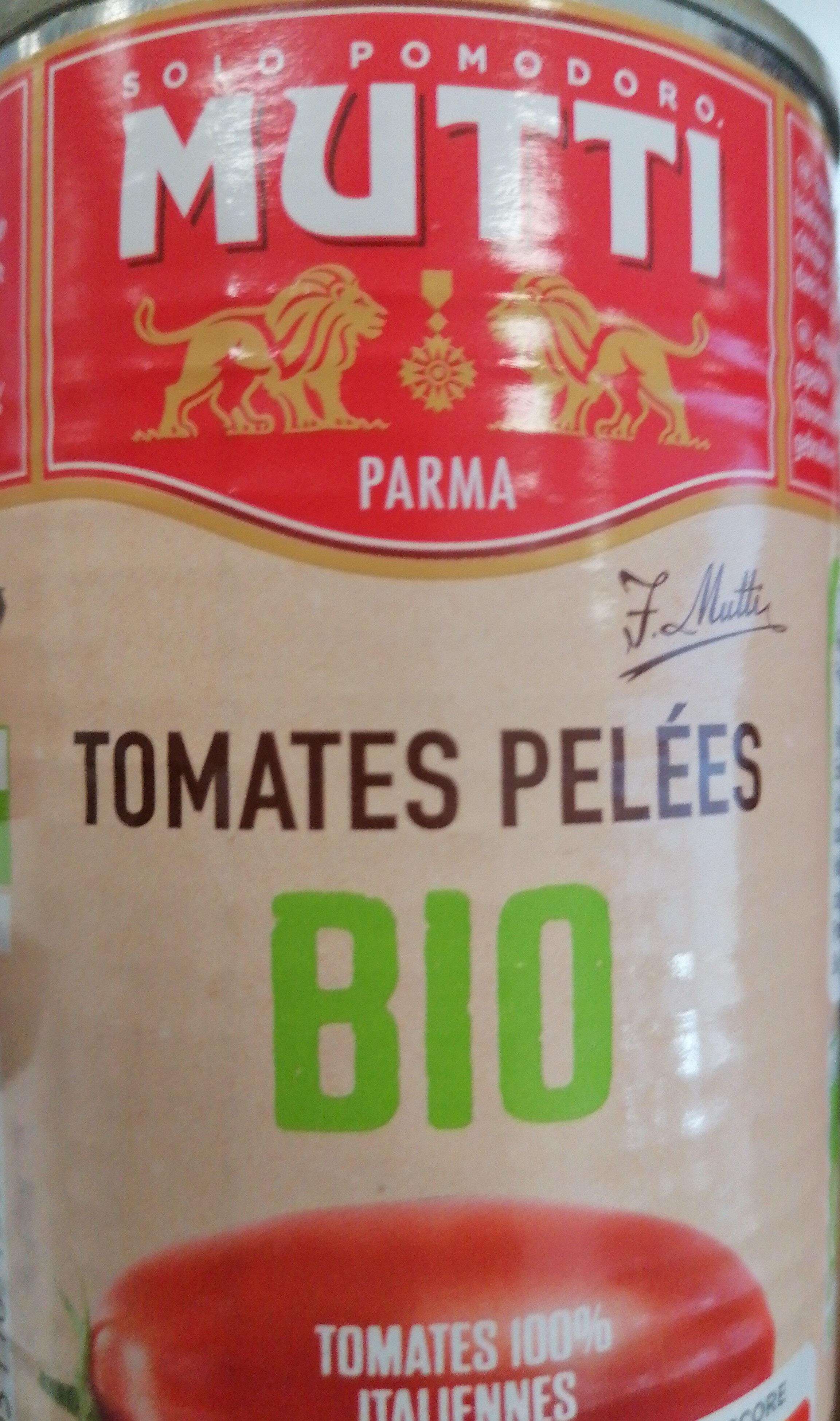 Tomate inteiro pelado Bio - Product - pt