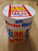 Kinder Riegel - Product - en