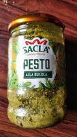 Pesto Alla Rucola - Product - fr