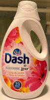 Dash 2 en 1 Touche de Fraîcheur Coquelicot & Fleurs de Cerisier - Produit
