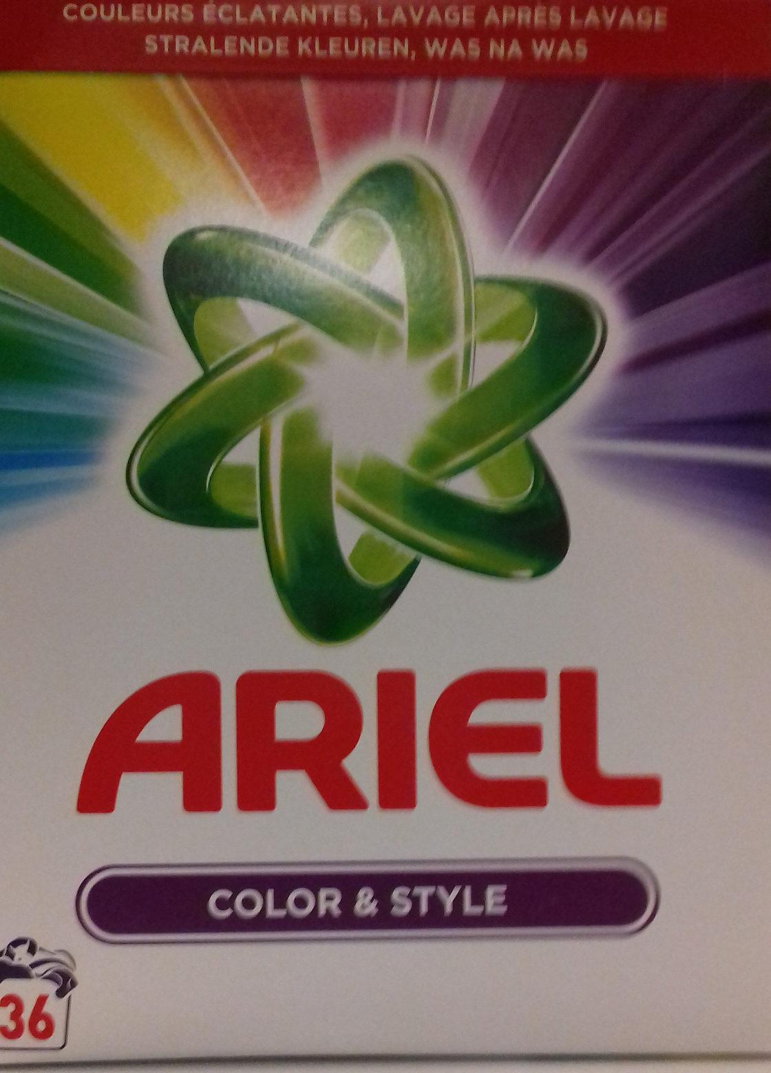 ARIEL - Product - fr