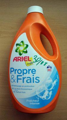Simply Propre & Frais Fraîcheur Intense - Product