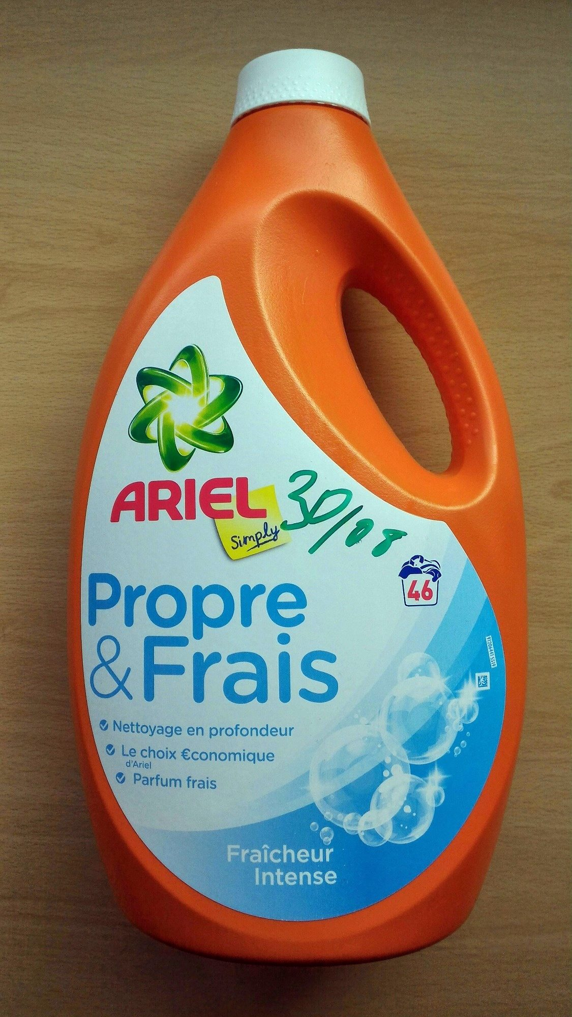 Simply Propre & Frais Fraîcheur Intense - Product - fr