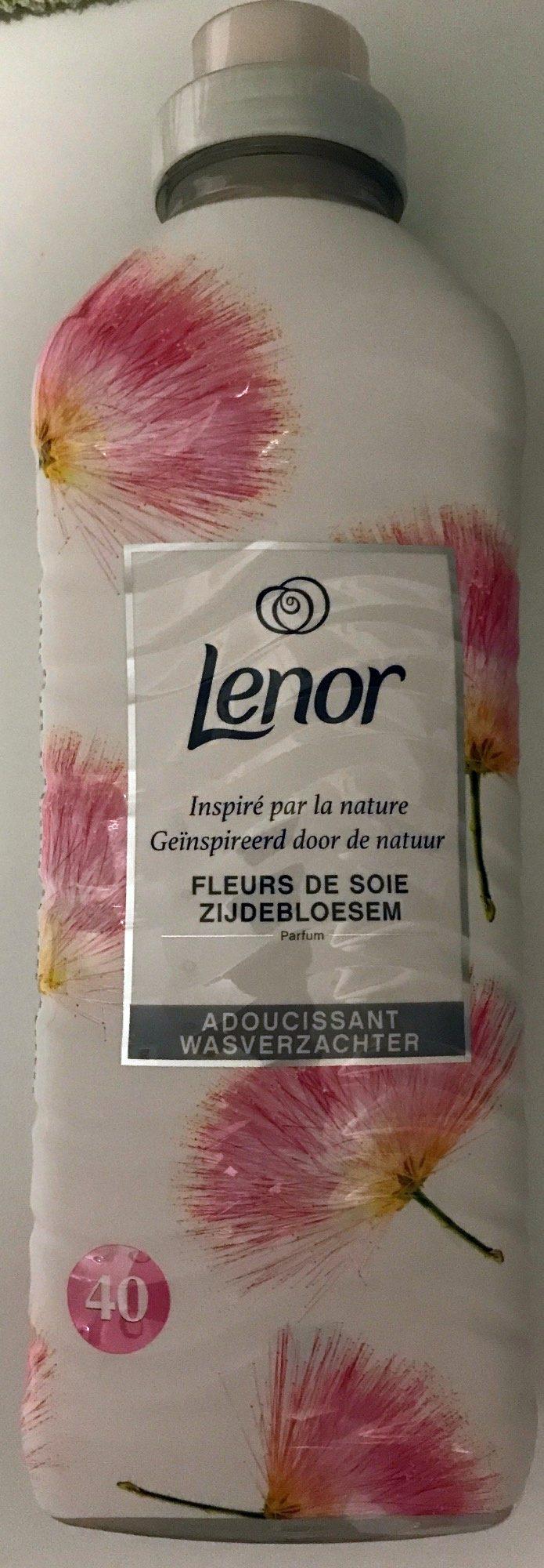 Adoucissant Fleurs de soie - Produit