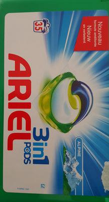 ariel 3 en 1 pods - Product