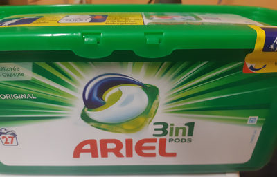 Ariel 3in1 Pods - Product